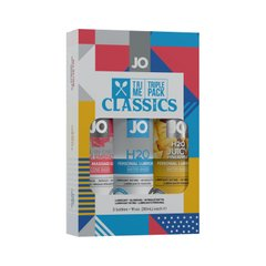 Фото Подарочный набор System JO Limited Edition Tri-Me Triple Pack - Classics (3 х 30 мл)